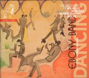 DANCING: THE JAZZ FEVER OF MILHAUD, MARTINŮ, SEIBER, BURIAN & WOLPE <b>• Jazzová suita pro malý orchestr, H 172</b>, Ebony Band, dir. Werner Herbers, Channel Classics, CCS 30611, 2011, natočeno 2011