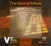 The Secret Mass: Choral Works By Frank Martin & Bohuslav Martinů. Danish National Vocal Ensemble. Marcus Creed (conductor). OUR Recordings, 2018.